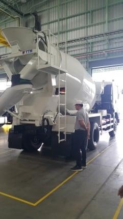 ขายดาวน์รถโม่ปูนพร้อมใช้ เงินดาวน์ 225,000 - Truck2Hand.com