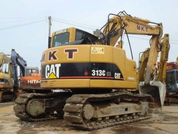ขายจ้า CATERPILLAR  313CCR  เก่านอกแท้   สภาพสวย  เครื่องปั๊มแห้ง  ชั่วโมงน้อย  พร้อมใช้  โทร 089-7462641  สุวรรณี - Truck2Hand.com