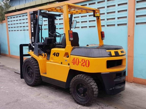 ขาย รถโฟล์คลิฟท์ TCM 4 ตัน Z7 เกียร์ออโต้ - Truck2Hand.com