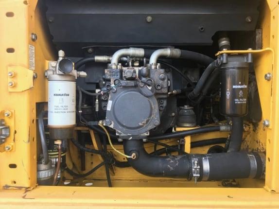 ขาย KOMATSU PC160LC-8 เล่มทะบียน ระบบสมบูรณ์ พร้อมใช้งาน - Truck2Hand.com
