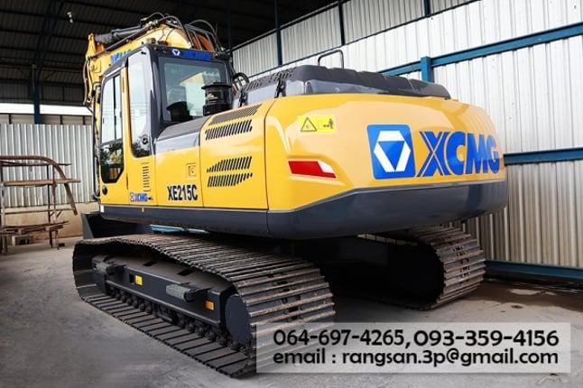 ขายรถขุดใหม่ XCMG รุ่น XE215C ขนาด 21.5 ตัน - Truck2Hand.com