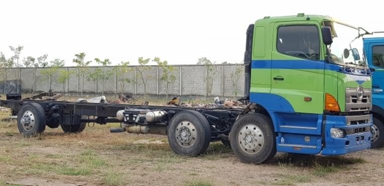HINO S700 สภาพนางฟ้า เครื่อง P11C 360HP ราคาพิเศษพร้อมทะเบียน!!! - Truck2Hand.com