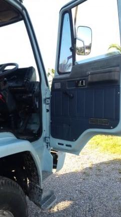 รถตู้เปียก อีซูซุ FVM32MR 195แรง พร้อมใช้งาน - Truck2Hand.com