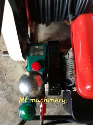 ชุดปั้มอัดฉีดเครื่องยนต์เบนชิล mitsubishi 6 แรงม้า พร้อมปั้มฉีดยา mmaruyama ms413 รุ่นใหม่ ceramic ขนาด 6หุน สภาพสวย เปลี่ยนซีลเรียบร้อยพร้อมใช้งาน นำเข้าจากญี่ปุ่น ไม่เคยใช้ในไทย สายยาว 130เมตรพร้อมระบบเก็บสายออโต้  ตรวจเช็คไห้พร้อมใช้งาน สนใจติดต่อ - Truck2Hand.com