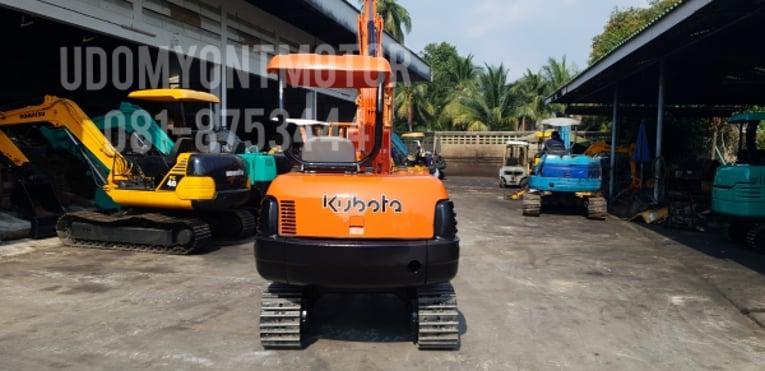 ขาย รถขุด KUBOTA รุ่น K030 มือสองญี่ปุ่น  แทรกเหล็ก  สลัก บูทเอวแน่น 100\% สวยพร้อมใช้งาน มือถือ 0818753444 - Truck2Hand.com