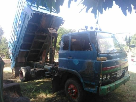 ขายรถ6ล้อดั้มพ์ราคาถูก - Truck2Hand.com