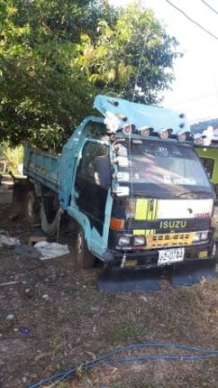 ขายอิสุสุ ดั้มกระป๋อง NKR 110แรงทะเบียนขาด2ปี เอกสารพร้อมโอน - Truck2Hand.com