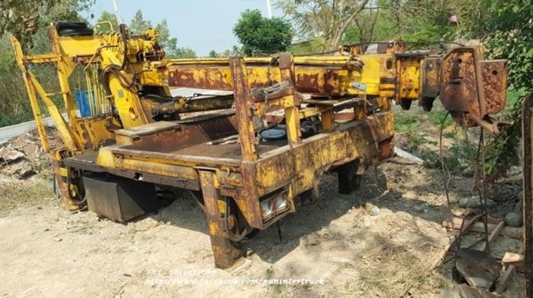 มหกรรม ลดล้างสต๊อค!! ราคาช็อกโลก!!SOOSAN -SAC3700 สำหรับรถบรรทุก /รถเครน /รถเจาะ /รถสว่าน /รถประกอบนอก รุ่นอื่นๆ - Truck2Hand.com