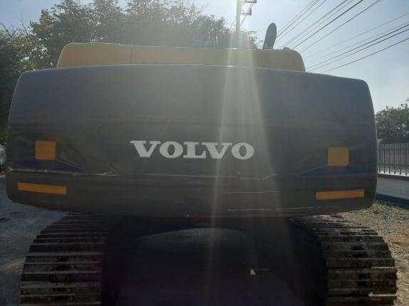 รถแม็คโคร Volvo EC210B ปี49 - Truck2Hand.com