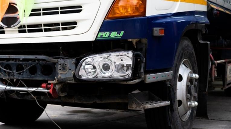 ไฟหน้าโปรเจ็กเตอร์ hino mega series 500 - Truck2Hand.com