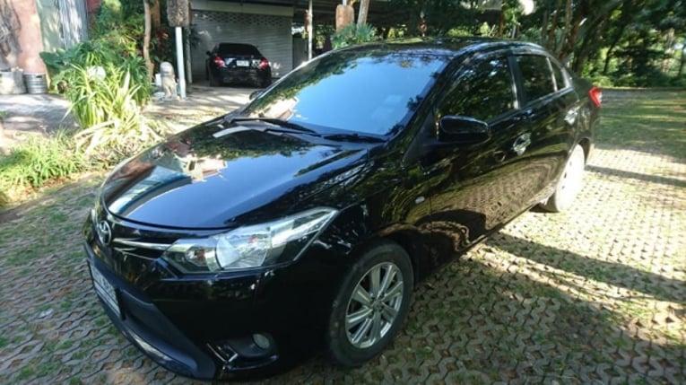 Toyota New vios 2014 - Truck2Hand.com