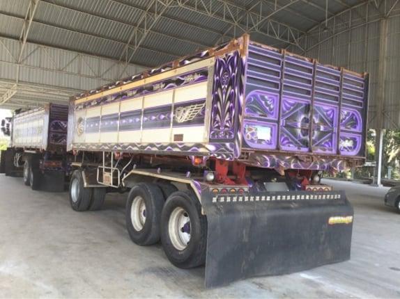 รถพ่วง ISUZU เครื่อง 360แรงม้า ปี59 แม่-ลูก รถสวย/สภาพดีพร้อมใช้งาน **เจ้าของขายเอง** - Truck2Hand.com