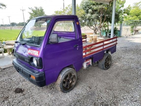 ขายครับ กะป้อ 4x4 แต่ระบบ 4x4ต้องเอาไปเช็ค ไม่ได้ใช้นาน ขับ2อยู่ - Truck2Hand.com