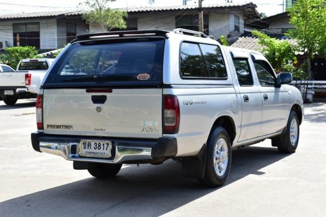 NISSAN FRONTIER 4DR 2.5 AX-L MT 2006 - Truck2Hand.com