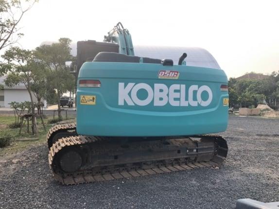 ขายรถแบคโฮ KOBELCO รุ่น 10 4,600 ชั่วโมง รถสวย/สถาพดีพร้อมใช้งาน**เจ้าของขายเอง** - Truck2Hand.com