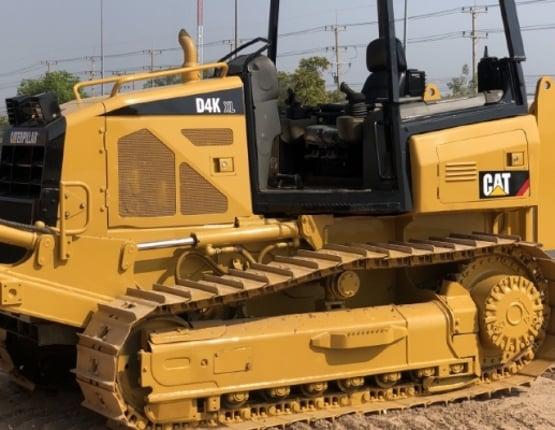 ขายรถดันดิน CAT D4K ปี 2015 (4,XXX ชั่วโมง) นำเข้าเองจากญี่ปุ่น สภาพสวยพร้อมใช้งาน มีVDOการทำงานครับ - Truck2Hand.com