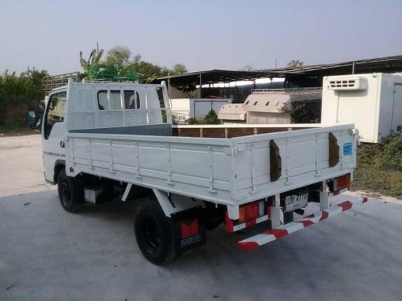 ISUZU NKR (6 ล้อ) (ในเล่ม) ไม่ติดเวลา 120 แรง ปี 2549 เครื่องดี คัสซีสวย รถถูกคัดสรรผ่านมาตรฐาน - Truck2Hand.com