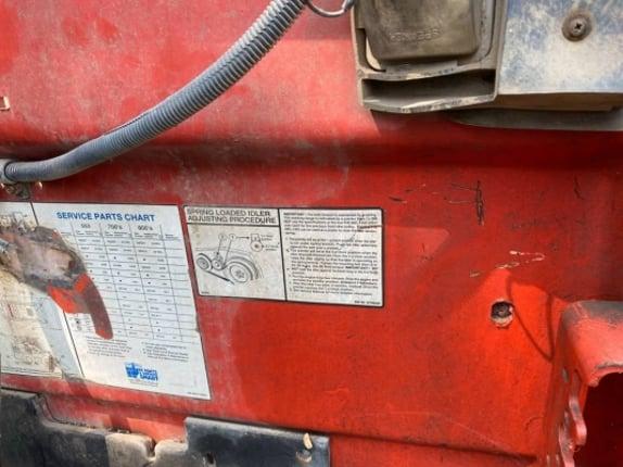 ขายตามสภาพ 75,000 รถตักล้อยาง - Truck2Hand.com