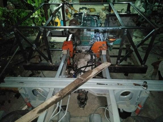 ขายคัชซี benz uero2 พร้อมเครื่องยนต์ volvo ราคาถูกเลิกกิจการ - Truck2Hand.com