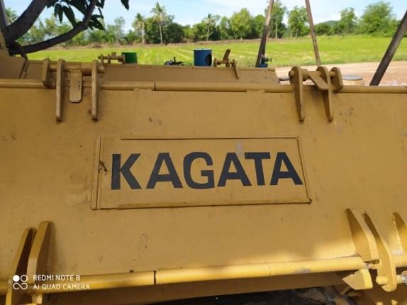 รถปูยางKAGATA ขนาดเล็กสภาพสวย - Truck2Hand.com