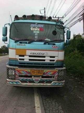 Fxz360 ปี 52แม่-ลูกไม่ดั้ม พร้อมใช้งาน รถบ้าน สนใจโทร 0932625533 - Truck2Hand.com