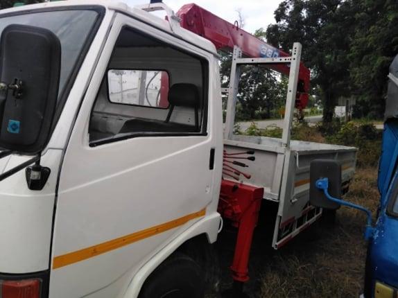 ขาย6ล้ออีโน่FB113รถห้างพร้อมเครน3ต้นเครี่องดีคัดชีดียางดี6เส้นเครนพร้อมไมต้องช้อมใช้ได้เลยครับเอกสารพร้อมโอนเครี่อง117แรงวิงสุดยอดเลยราคา315000ครับต่อรองได้ขับส่งก็ได้ - Truck2Hand.com