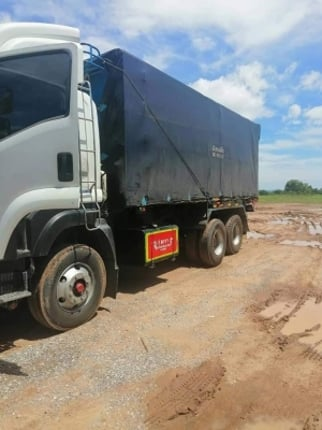 Fxz360 ปี56 แม่ลูกดั้ม ขายด่วนๆ สนใจโทร0932625533 - Truck2Hand.com