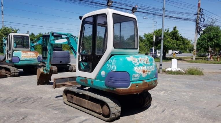 รถขุดโคมัสสุPC30-7เก่าญี่ปุ่น - Truck2Hand.com