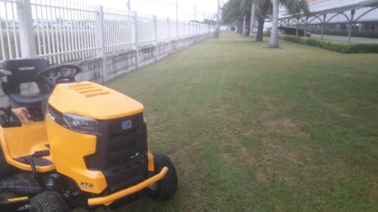 ขายรถตัดหญ้านั่งขับ Cub cadet (มีรถให้ทดลองขับ) - Truck2Hand.com