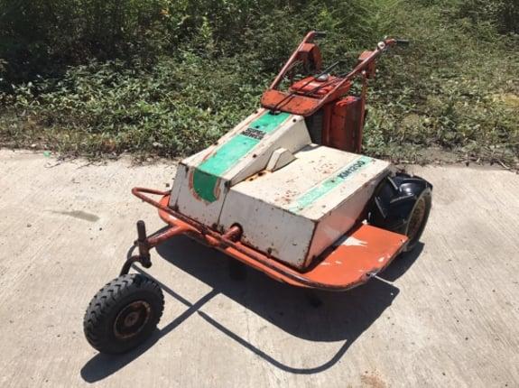 ขายรถตัดหญ้าแบบเดินตาม เครื่องยนต์คูโบ้ต้า - Truck2Hand.com