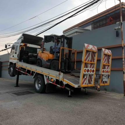ขาย : ISUZU FTR33H 200 แรง ปี 2551 พร้อมกระบะคว้านขาช้าง 650,000 - Truck2Hand.com
