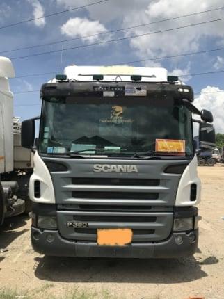 ขายรถหัวลากมือสอง - Truck2Hand.com