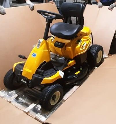 ขายรถตัดหญ้านั่งขับ รุ่น 11.5 HP - Truck2Hand.com