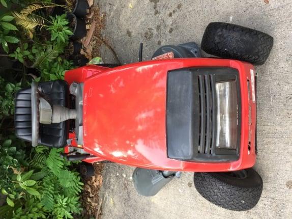รถตัดหญ้านั่งขับ - Truck2Hand.com