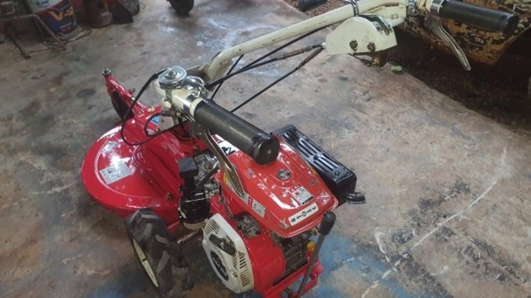 รถตัดหญ้าเดินตาม 23000 บาท สวยๆๆ - Truck2Hand.com