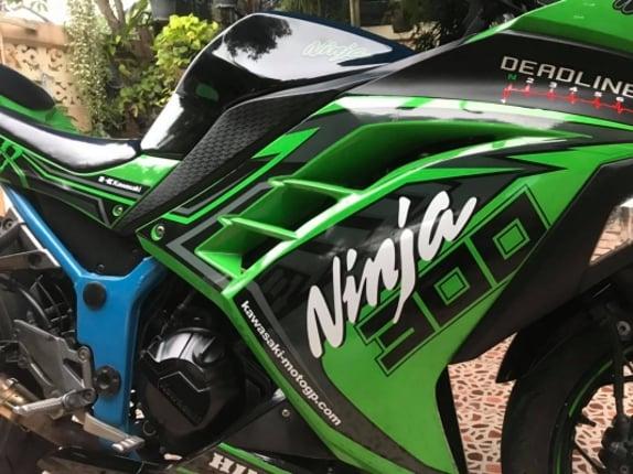 Kawasaki Ninja 250โฉม300ปี2014 รถสวยใส ขี่ดีมาก - Truck2Hand.com