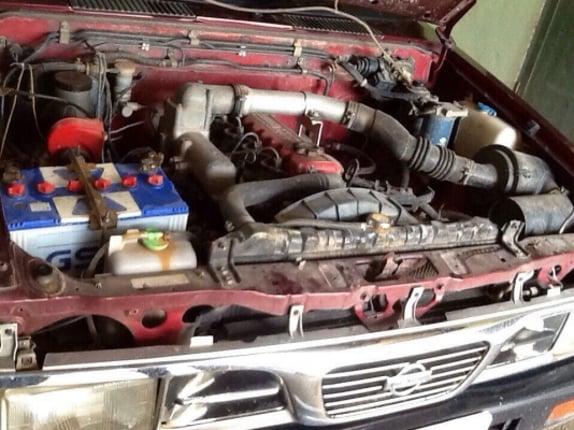 ขายรถกระบะตอนครึ่ง 90 แรงม้า ปลายปี38 สนใจโทร0819701072 - Truck2Hand.com