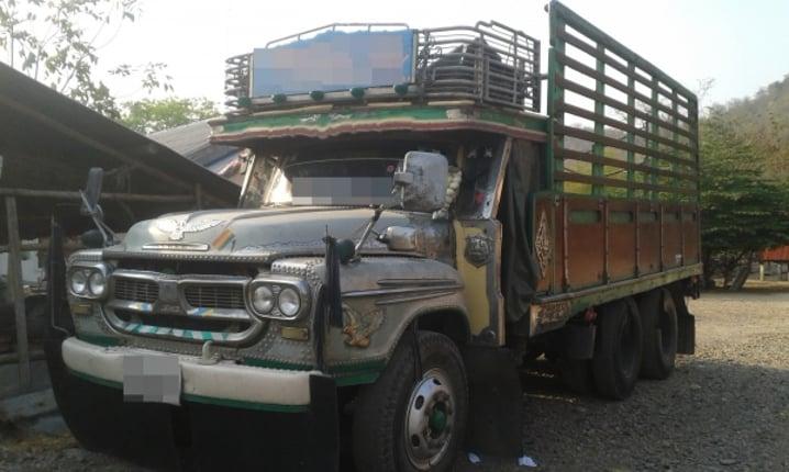 ขายสิบล้อหน้ายาว เครื่องฮีโน่HO7C185 เบรคจิ๊บฟี่เปอร์เฟียร์ คานหน้า KT เพลาเดียว ต่อรองได้ครับ - Truck2Hand.com