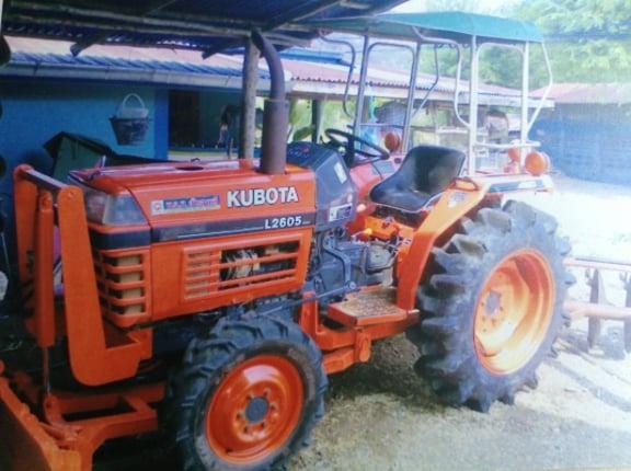 ขาย KUBOTO-L2605 - Truck2Hand.com