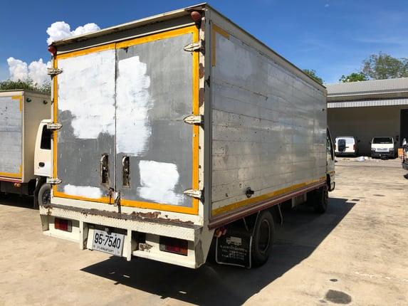 ✨ขาย ISUZU NPR71PY52 130 แรง พร้อมตู้ ปี 46 คันที่ 28 - Truck2Hand.com