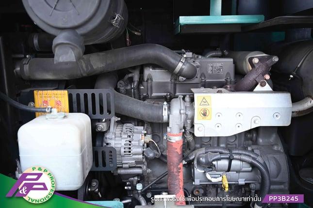 ขายแบคโฮ KOBELCO SK75SR-3 (YT07) รุ่นใหม่ แทรคเหล็กพร้อมเกี๊ยะยาง มีไลน์หัวเจาะ มีใบมีดดัน ชั่วโมงน้อย เก่านอกสภาพดี โดย P&P Pro - Truck2Hand.com