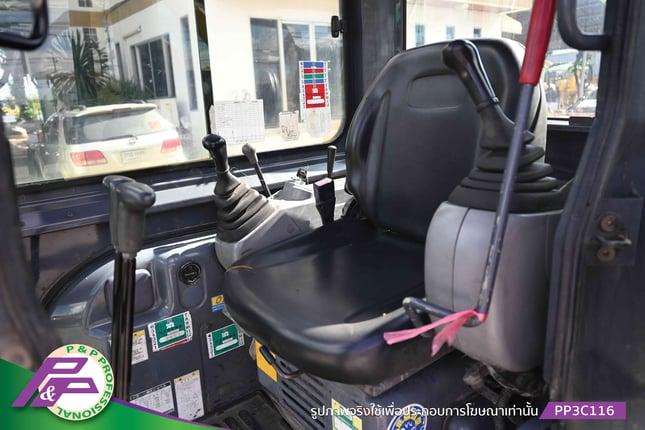 ขายแบคโฮ KOBELCO SK40SR-3 ห้องเก๋ง แทรคเหล็กพร้อมเกี๊ยะยาง มีไลน์หัวเจาะ ชั่วโมงน้อย เก่านอกสภาพดี โดย P&P Pro - Truck2Hand.com