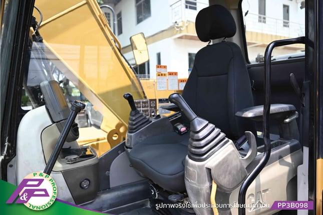 ขายแบคโฮ CAT 312D เก่านอกสภาพดี โดย P&P Pro - Truck2Hand.com