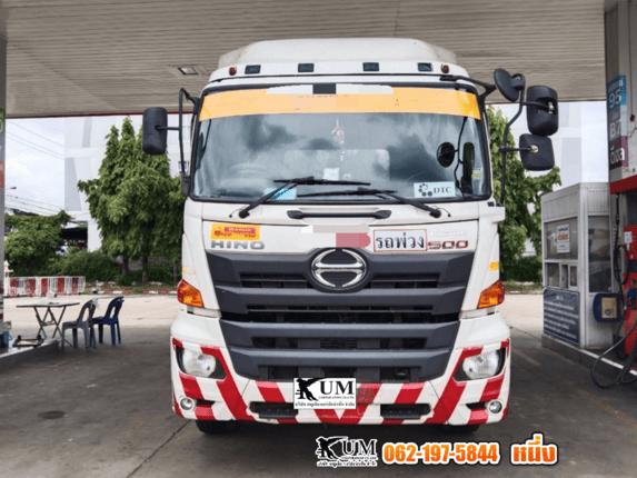 สิบล้อหัวลาก Hino Victor 380 แรง ปี 60  - Truck2Hand.com
