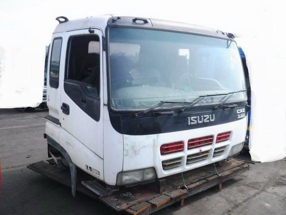 หัวเก๋ง ISUZU GIGA 3 ใบปัด เกียร์ธรรมดา กระจกไฟฟ้า เก่านอก 084-5424150 ไม่มีผุครับ - Truck2Hand.com