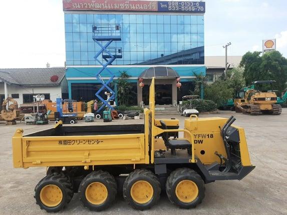 ดั๊มเปอร์ (ล้อยาง) 8 ล้อ จากญี่ปุ่น โทร 089-0080077 089-0050007 086-0044333 065-8844400 www.sangenjp.com www.nmc99.com - Truck2Hand.com