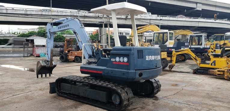 KX040 รถแบคโฮขนาด 4 ตัน นำเข้าจากญี่ปุ่น สภาพพร้อมใช้งาน โทร  089-0080077 089-0050007 086-0044333 065-8844400 www.sangenjp.com www.nmc99.com - Truck2Hand.com