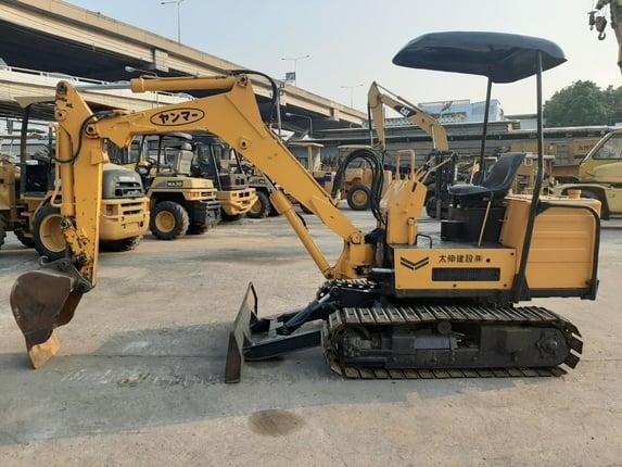 YANMAR 3 ตัน สภาพดีมาก โทร  089-0080077 089-0050007 086-0044333 065-8844400 www.sangenjp.com www.nmc99.com - Truck2Hand.com