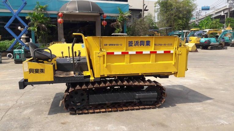ดั๊มแทรค KOMATSU จากญี่ปุ่น โทร 089-0080077 089-0050007 086-0044333 065-8844400 www.sangenjp.com www.nmc99.com - Truck2Hand.com
