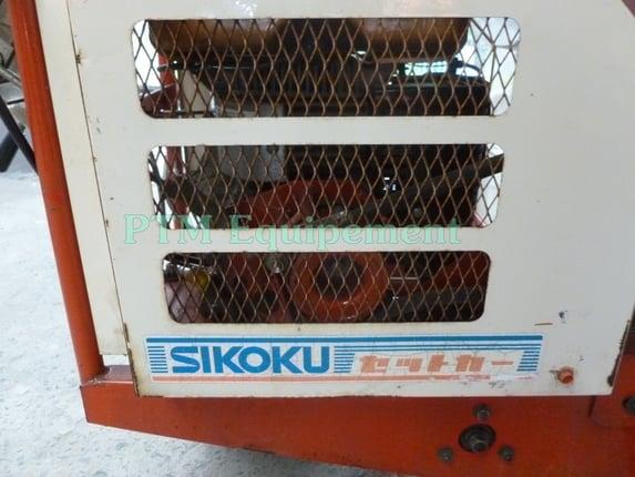 เครื่องย่อยกิ่งไม้ เคลื่อนที่ได้ - Truck2Hand.com